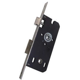 Steel Lock Body Outside Security Rim Lock With Zinc Alloy Dead Bolt And Hole