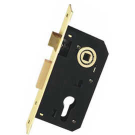 9011sr Mortise Bolt Lock Black Painting Zinc Hole Mortise Lock Replacement